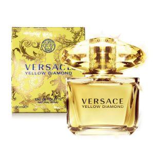 Yellow Diamond De Versace Eau De Toilette 90ml