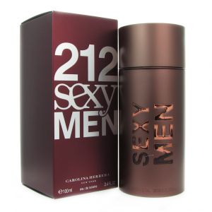 212 Sexy Men De Carolina Herrera Eau De Toilette 100ml