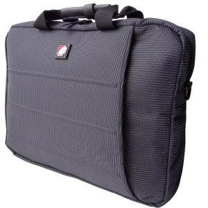 Maletin Para Laptop Swissbrand Stanford Briefcase Negro
