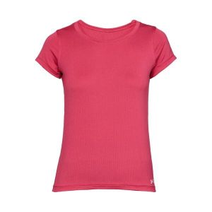 Polo Manga Corta Mujer Under Armour SS Rosa