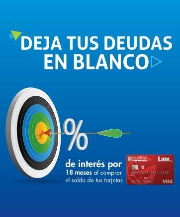 Deja tus deudas en el banco