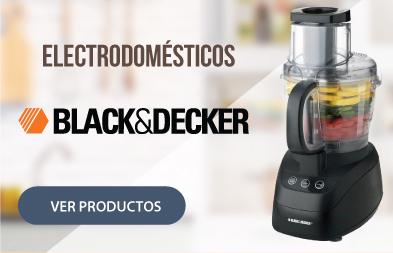 Electrodomesticos Black & Decker